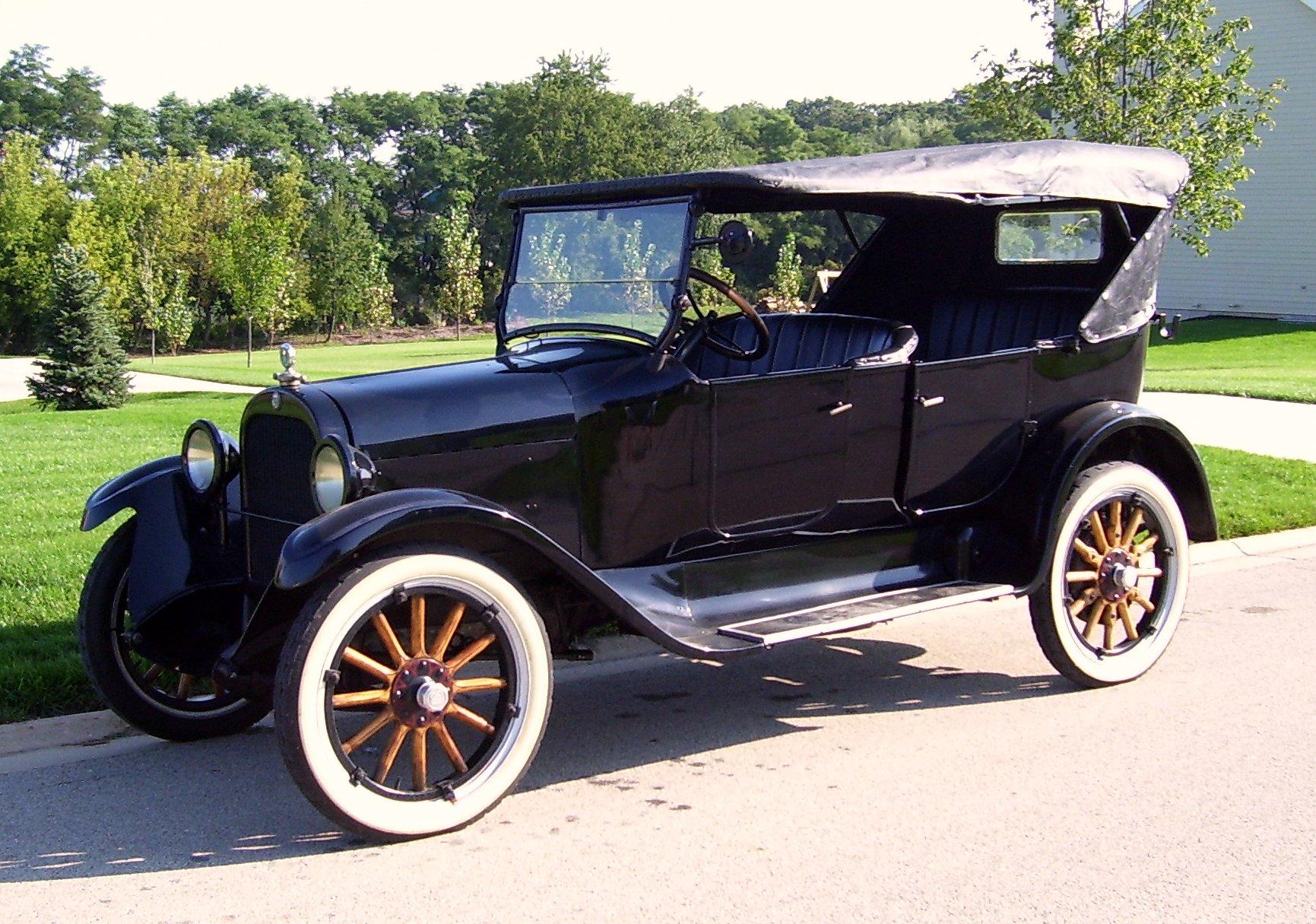 "1923 Dodge Brothers Touring – ""Suzy"" | OLDMOTORSGUY.COM"