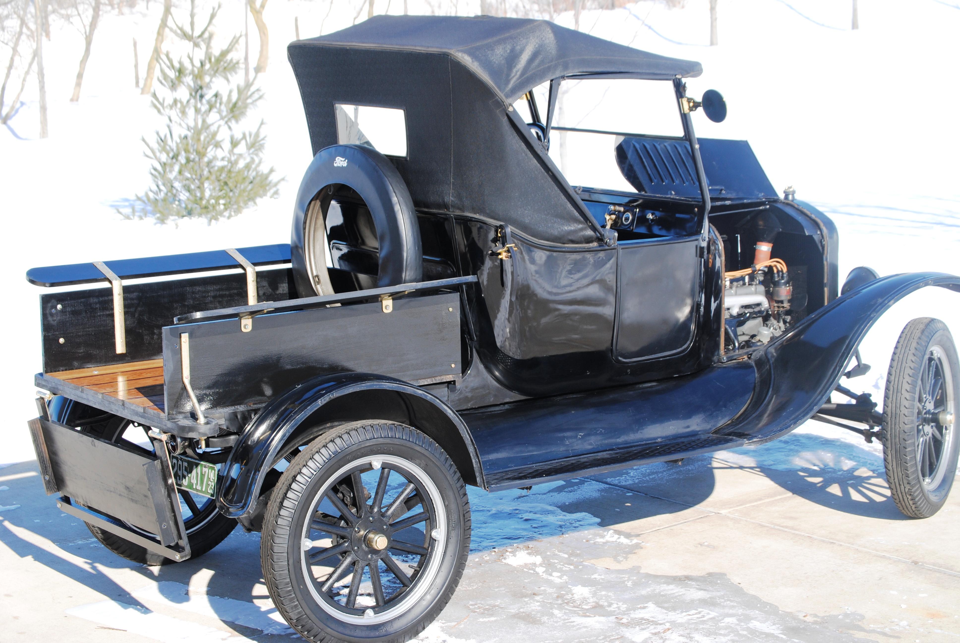 1925 Ford Model T Roadster Joey Oldmotorsguy Com