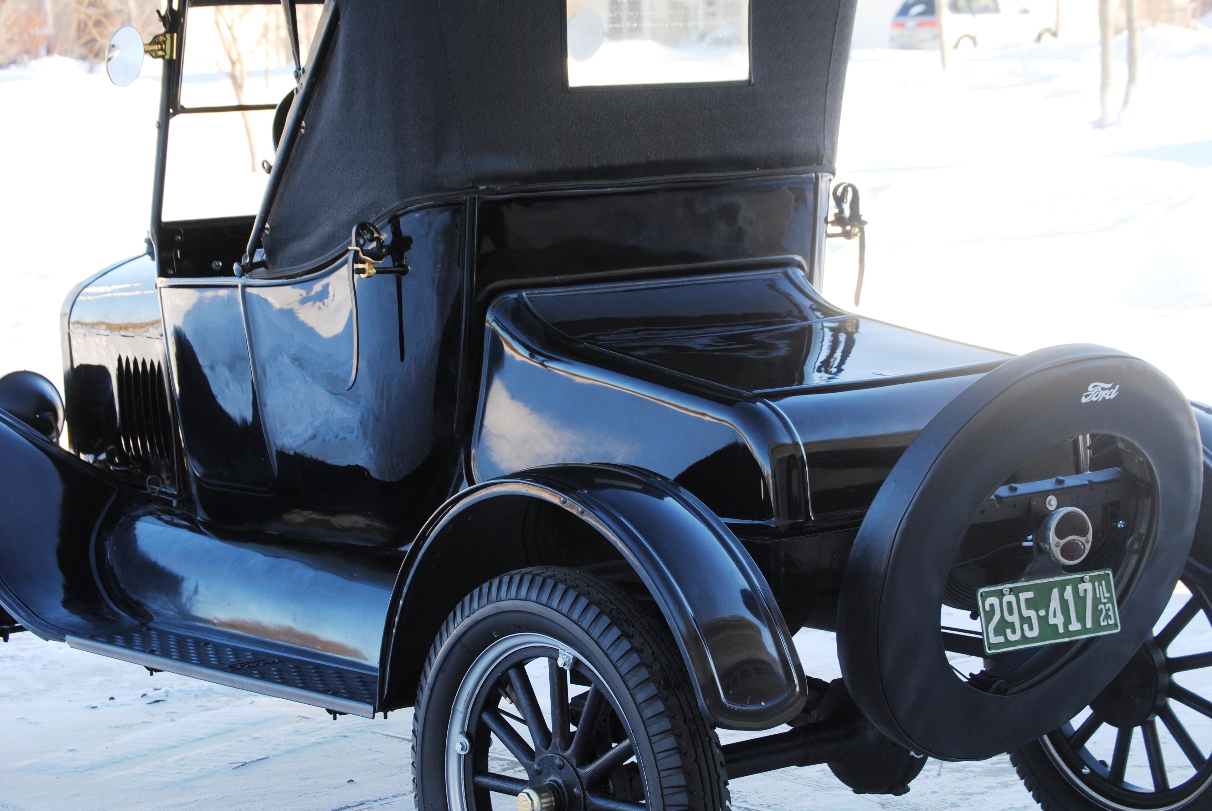 1925 Ford Model T Roadster Joey Oldmotorsguy