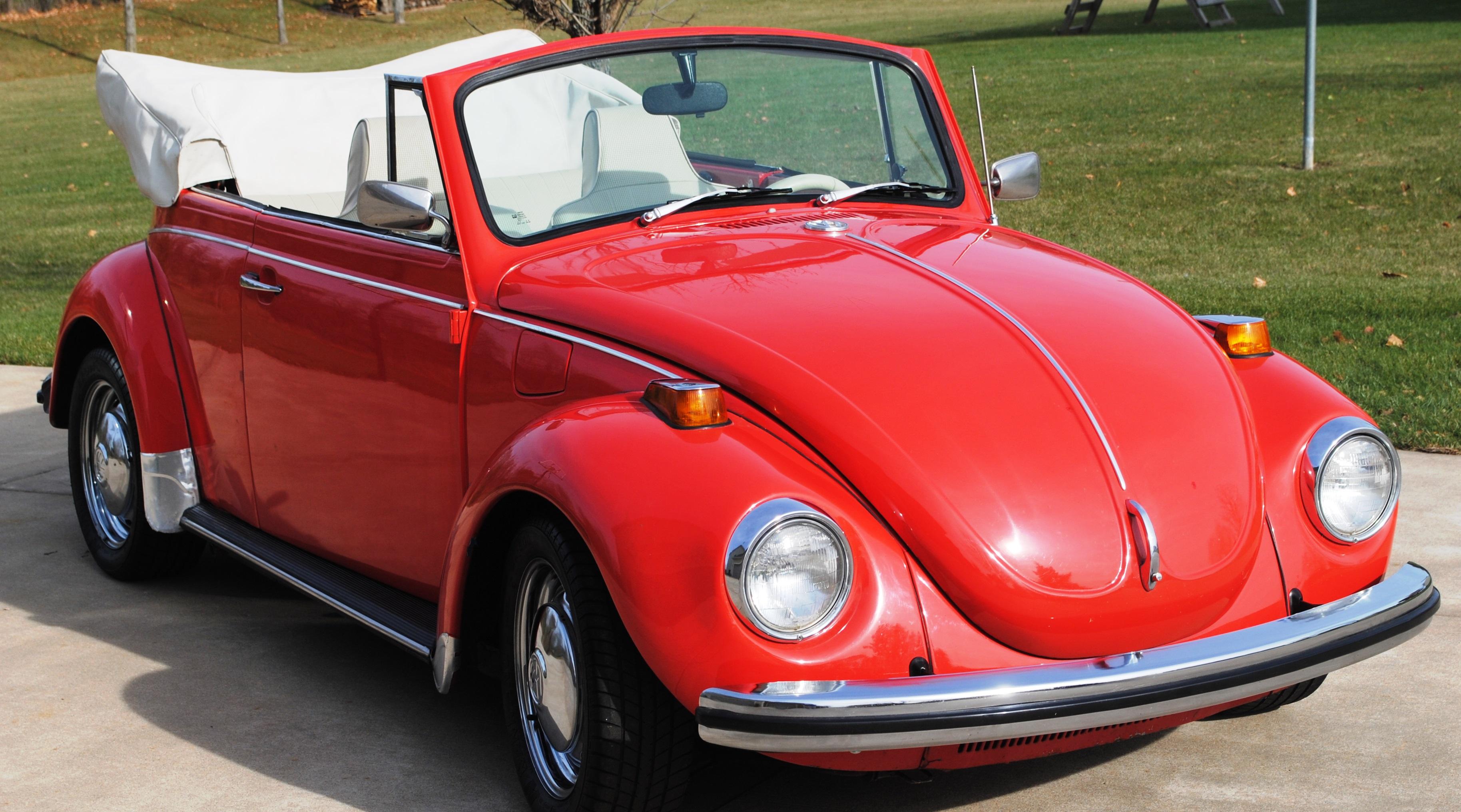red convertible OLDMOTORSGUY COM