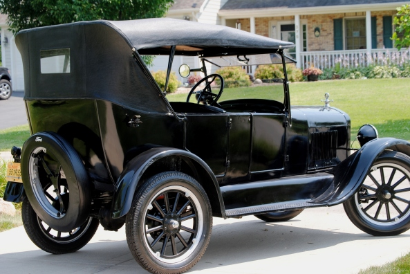 1926 Ford Model T Touring - eBay photos 015
