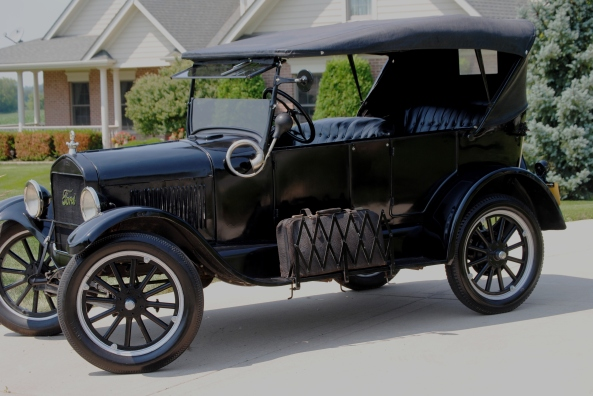 1926 Ford Model T Touring - eBay photos 017