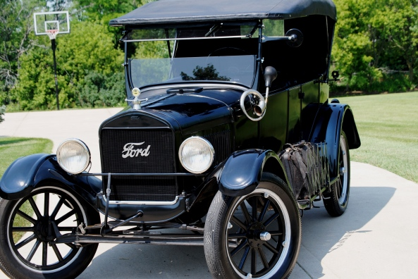 1926 Ford Model T Touring - eBay photos 018