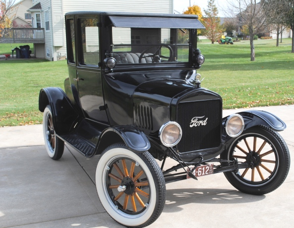 1925 Model T Coupe - eBay photos 019