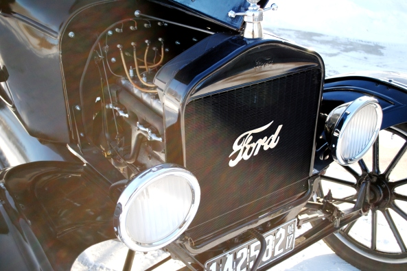 1917 Ford Model T Touring - completed Jan 2015 015