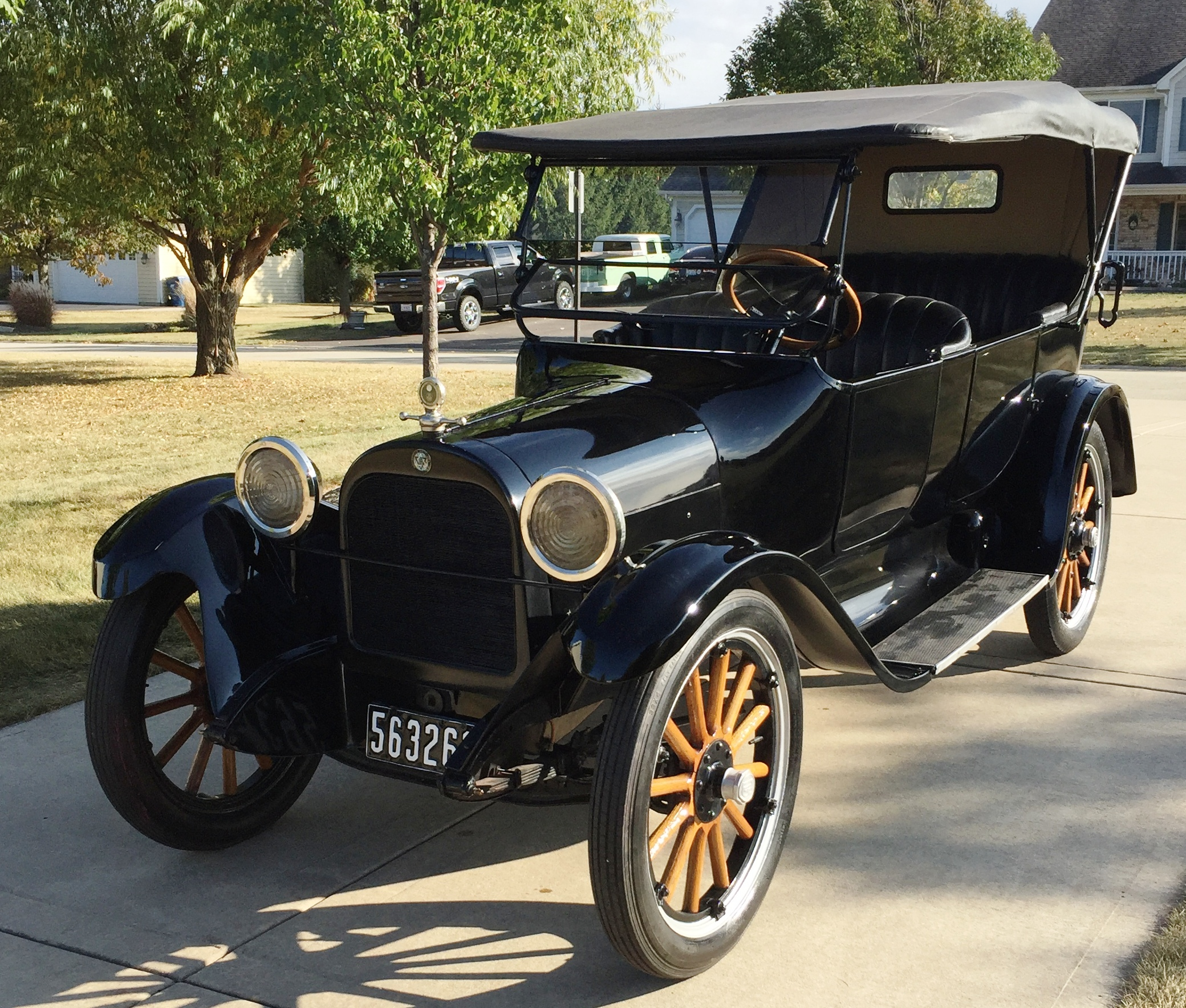 1921 Dodge Bros Touring car