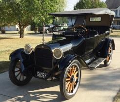1921 Dodge Bros Touring car